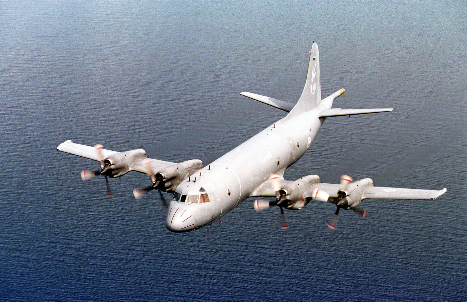CP-140 Aurora in Flight